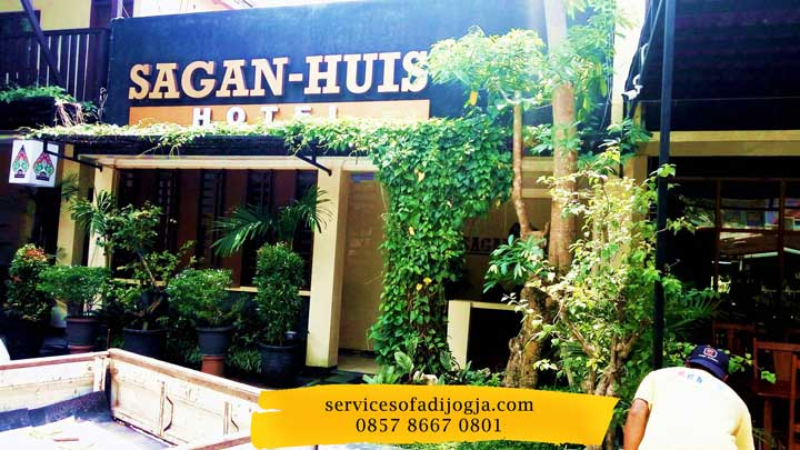 Sagan Huis Hotel Mempercayakan Jasa Service Sofa Di Jogja
