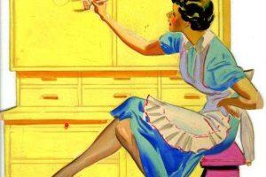 Jasa cat duco jogja | tukang borongan upah cat duco furniture, kitchen set